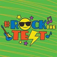 #rockthetest