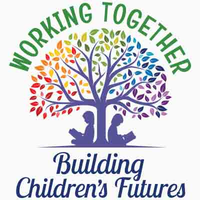 Working Together Building Children's Futures themed products
