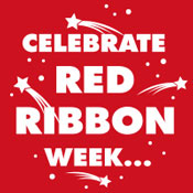 Celebrate Red Ribbon Week Theme from Positive Promotions