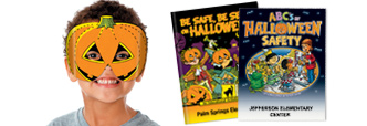 View our Halloween Educational Activities Books.