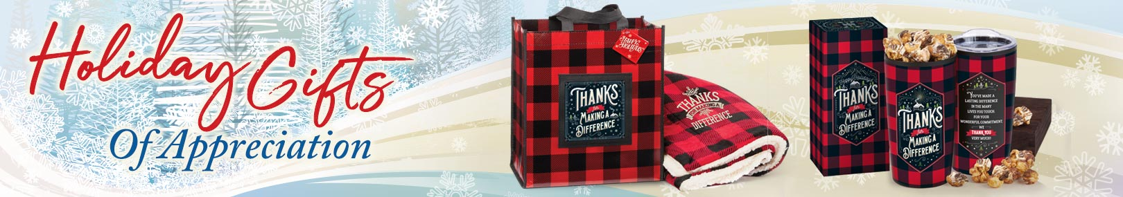 Buffalo Plaid from Positive Promotions