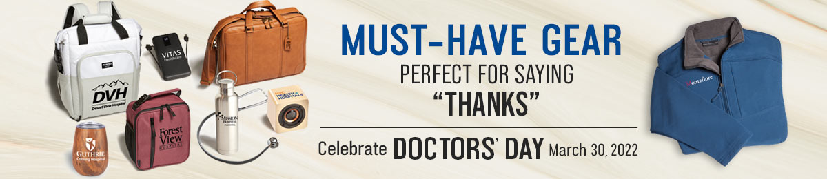 Doctors technology gifts from Positive Promotions