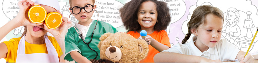 Kids wellness from Positive Promotions
