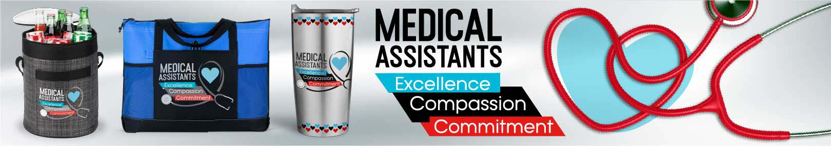 Medical Assistant Appreciation Gifts from Positive Promotions