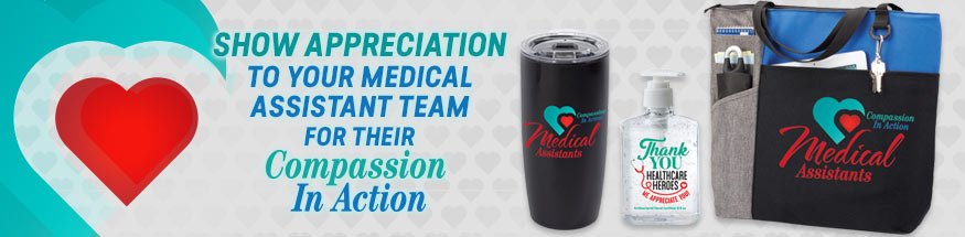 Medical assistant essentials from Positive Promotions