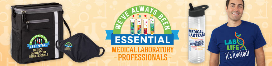 Medical laboratory professionals bags from Positive Promotions