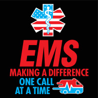 EMS Making A Difference One Call At A Time themed products