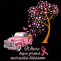 Where Hope Grows Miracles Blossom themed products