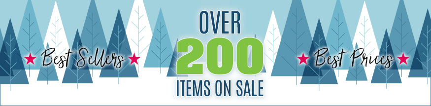 End Of Year Sale from Positive Promotions