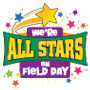 We're All Stars On Field Day