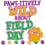Paws-itively Wild About Field Day