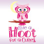 Give A Hoot For A Cure