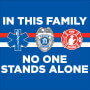 In This Family No One Stands Alone