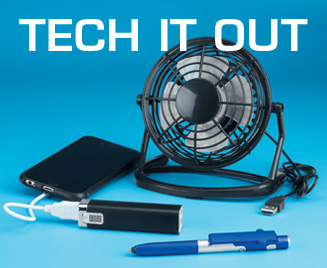 Tech it out fundraising