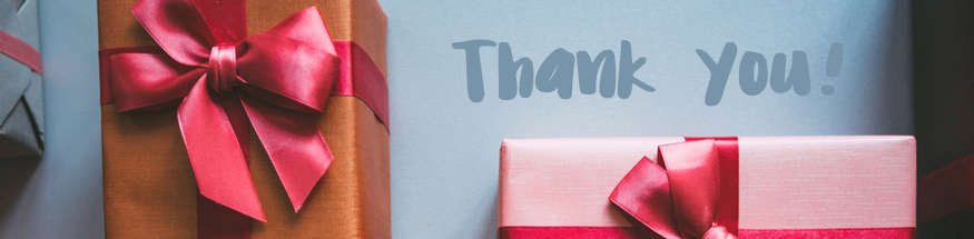 Customer appreciation gifts from Positive Promotions