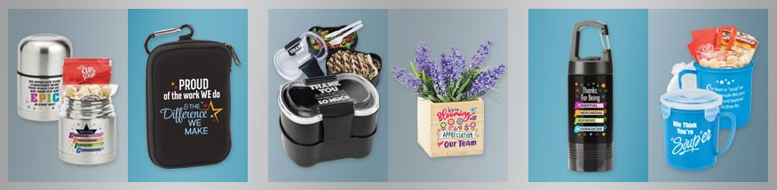 Employee appreciation essentials from Positive Promotions