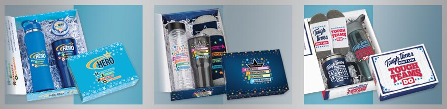 Employee Care Kits from Positive Promotions