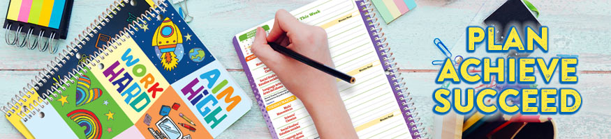 Student Planners from Positive Promotions