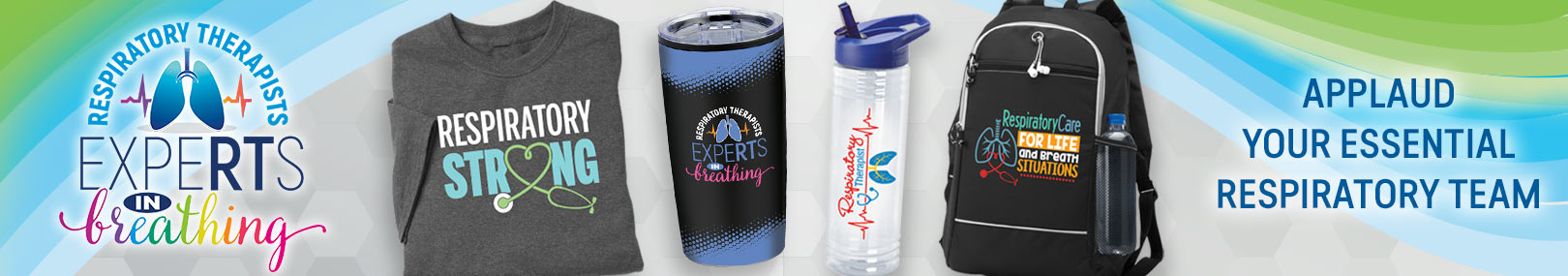 Respiratory appreciation gifts from Positive Promotions