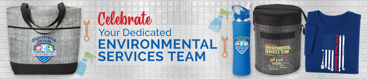 National environmental services week from Positive Promotions
