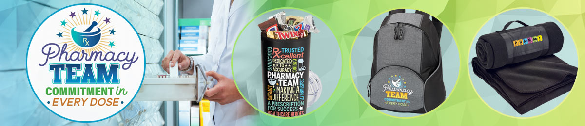 Pharmacy Appreciation Gifts from Positive Promotions