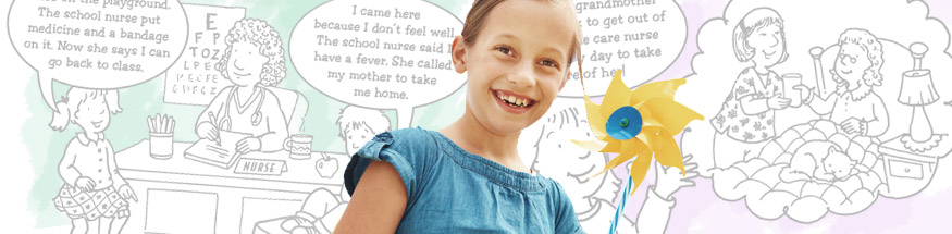 Kids health and safety from Positive Promotions
