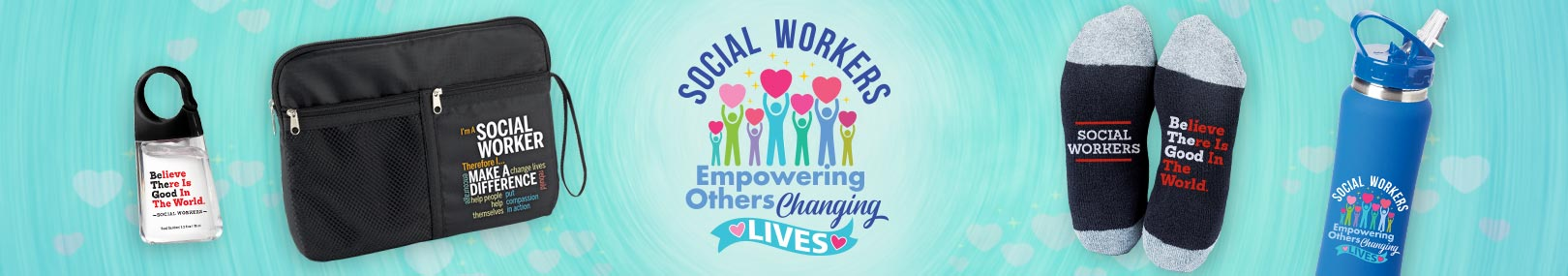 Social Worker Appreciation Gifts from Positive Promotions