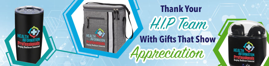 Health Information Appreciation Gifts from Positive Promotions