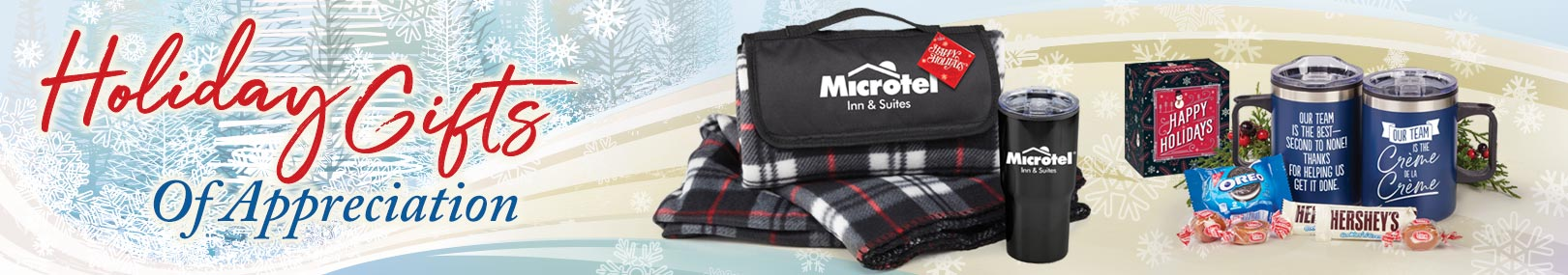 Holiday essentials from Positive Promotions
