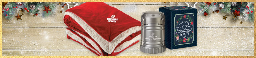 Holiday outdoor gifts