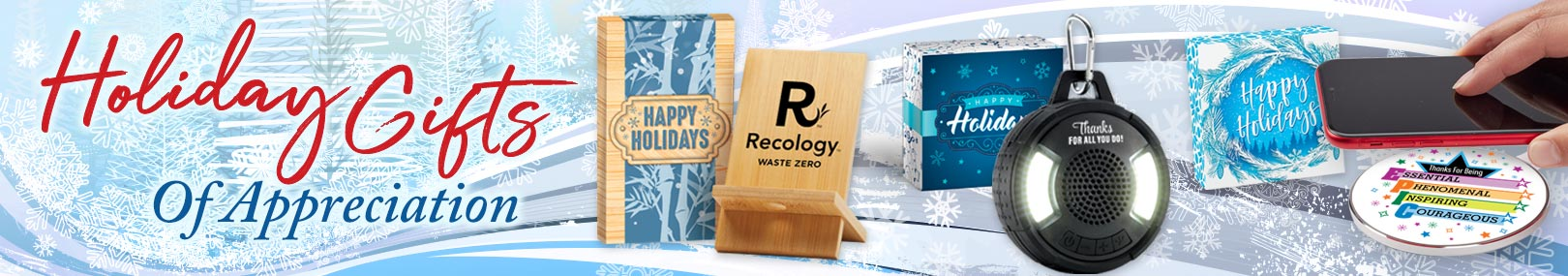 Holiday technology gifts from Positive Promotions