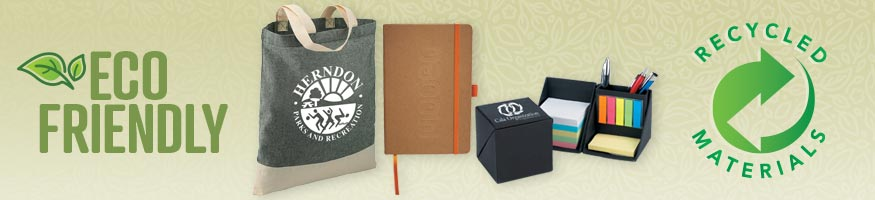 Eco-Friendly: Recycled Materials from Positive Promotions