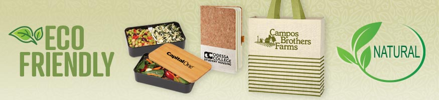 Eco-Friendly: Natural Materials from Positive Promotions