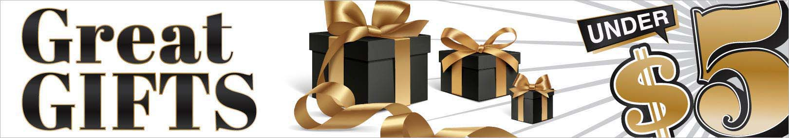 Employee Gifts Under 5 from Positive Promotions